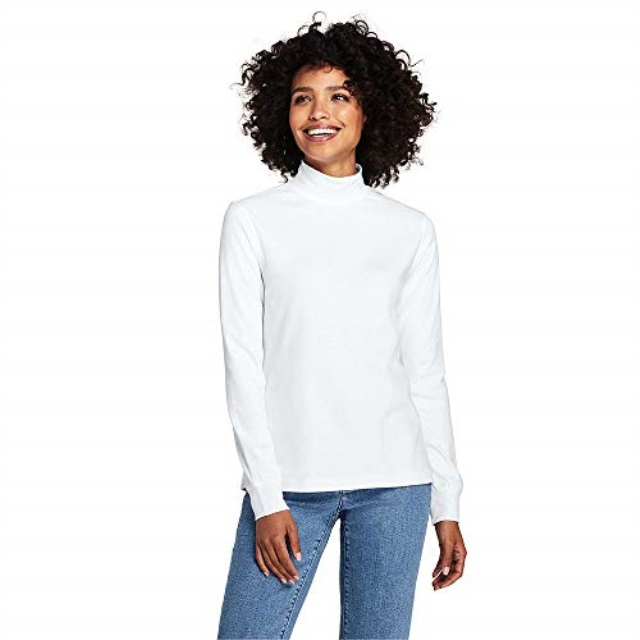82549a0afe62 Lands  End Women s Sweaters - Sears