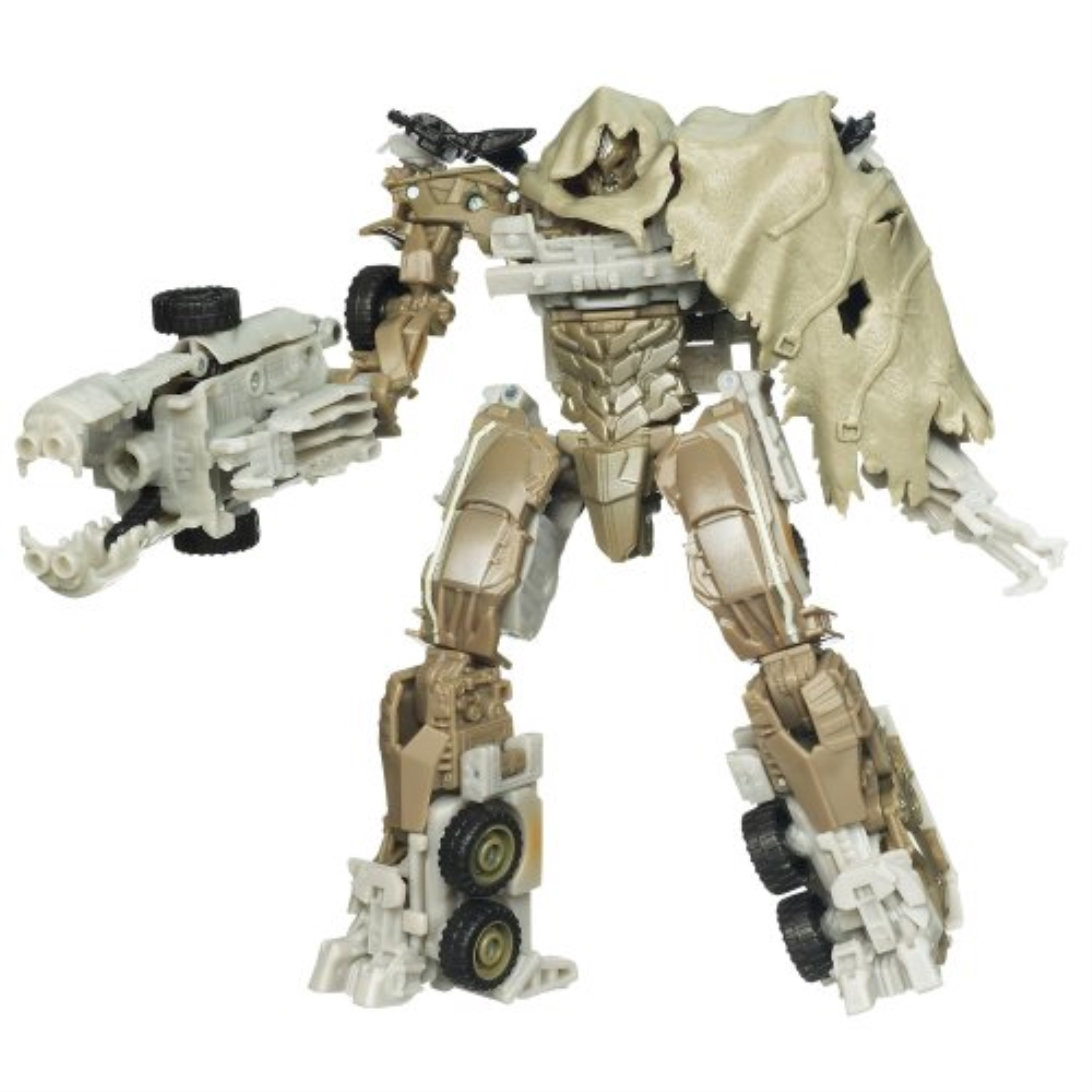 Transformers  Dark of the Moon - MechTech Voyager - Megatron