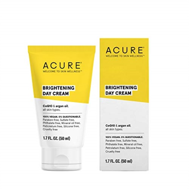 ACURE Brightening Day Cream, 1.7 Fl. Oz. (Packaging May