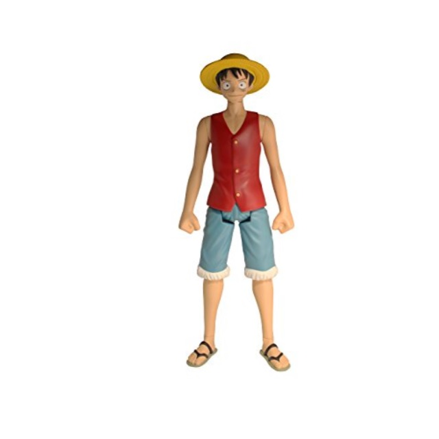 Details About Abystyle One Piece Xl Monkey D Luffy Action Figure